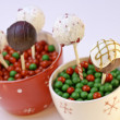 Holiday Cake Pops — Stock Photo #33794633