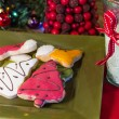 Frosted Cookies — Stock Photo #33808241