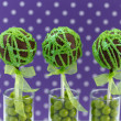 Swirl Cake Pops — Stock Photo #33804171