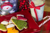 Cookies for Santa — Stockfoto