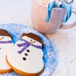SnowmCookies — Stock Photo #33815183
