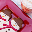 SnowmCookies — Stock Photo #33815505