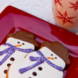 SnowmCookies — Stock Photo #33815537