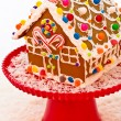 Gingerbread House — Stock Photo #33815735