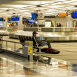 Stock Photo: Denver International Airport