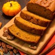 Pumpkin Bread — Stock Photo #34105447
