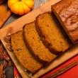 Pumpkin Bread — Stock Photo #34105457