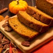 Pumpkin Bread — Stock Photo #34105507