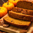 Pumpkin Bread — Stock Photo #34105549