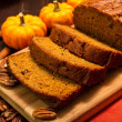 Pumpkin Bread — Stock Photo #34105553