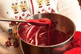 Baking Cupcakes — Stock Photo