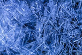 Ice Crystals — Stock Photo