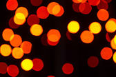 Bokeh Holiday Lights Backgrounds — Foto de Stock