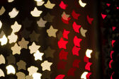 Bokeh Holiday Lights Backgrounds — Stock Photo