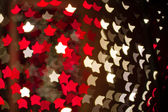 Bokeh Holiday Lights Backgrounds — Foto Stock
