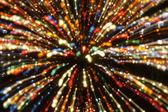 Fundos abstratos de luzes de natal — Foto Stock