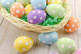 Easter Eggs and Baskets — ストック写真
