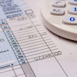 Filing Taxes and Tax Forms — Stock Photo #42565751