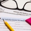 Filing Taxes and Tax Forms — Stock Photo #42565847