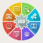 Seo infographics — Stock Vector #35182495