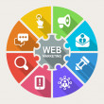Web marketing — Stock Vector #35655427