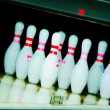 Bowling — Stock Video