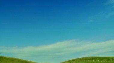 Nubes — Vídeo de stock