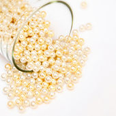 Golden Pearl — Stock Photo