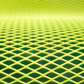 Background texture Yellow grille — Stock Photo
