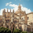 Santa Maria of Segovia — Stock Photo