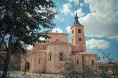 Romanesque Church of San Millan — Stock Photo