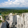 Granite Quarry — Stockfoto