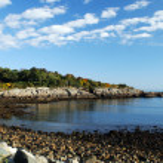 Maine Rocky Coast — Stock Photo #33877531