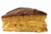 Boston Cream Pie — Stock Photo