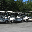 Golf Carts — Stock Photo #34688441