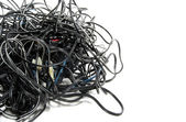 Tangled Wires — Stock Photo