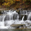 Waterfall in Taughannock State Park — Stock Photo