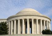 Jefferson memorial — Stockfoto