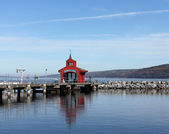 Seneca Lake — Foto Stock