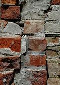 Distressed Bricks — Stock Photo