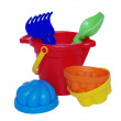 Set for sandpit games  — Stock Photo
