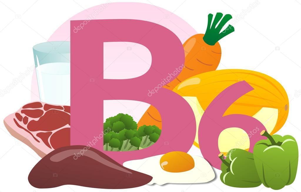Продукты содержащие магний и витамин в6: список