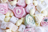 Turkish sweets — Stock Photo