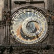 Prague astronomical clock - dial — Stock Photo