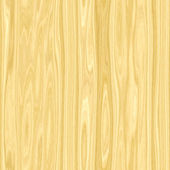 Seamless light wood generated hires texture — Stock Photo