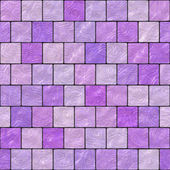 Seamless purple glass mosaic generated hires texture — Stock Photo