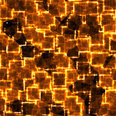 Cyber glow abstract seamless generated hires texture — Stock Photo