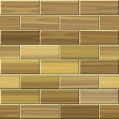 Wood planks seamless generated hires texture — Stock Photo