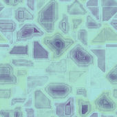 Circuits abstract seamless generated hires texture — Stock Photo
