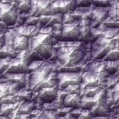 Stone blocks abstract seamless generated hires texture — Stock Photo